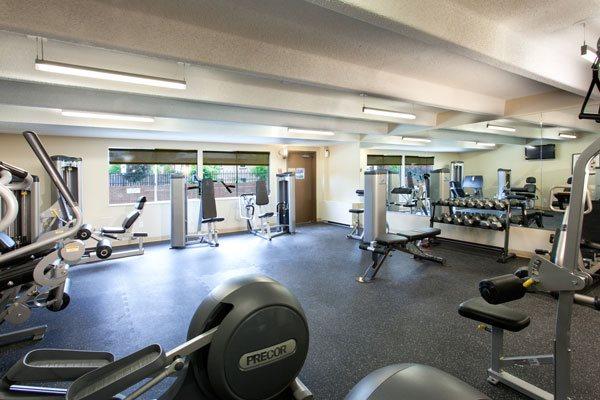 Edge fitness center in Denver, CO