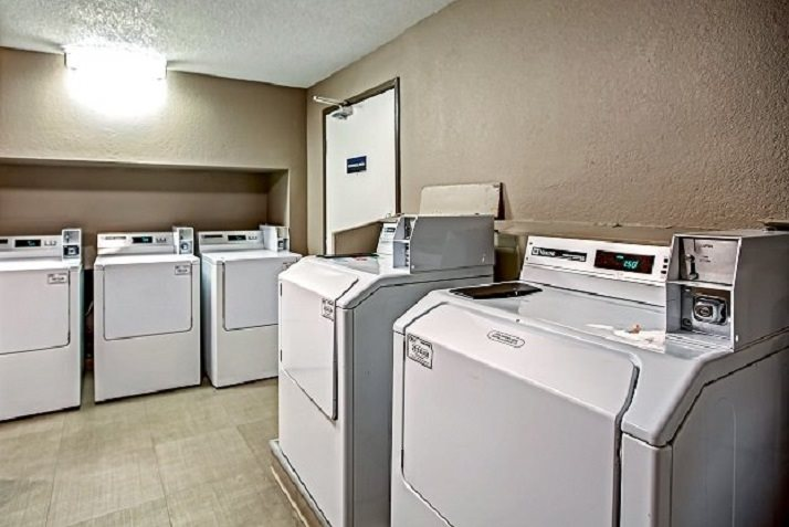 Laundry Room at Vue in Denver, CO