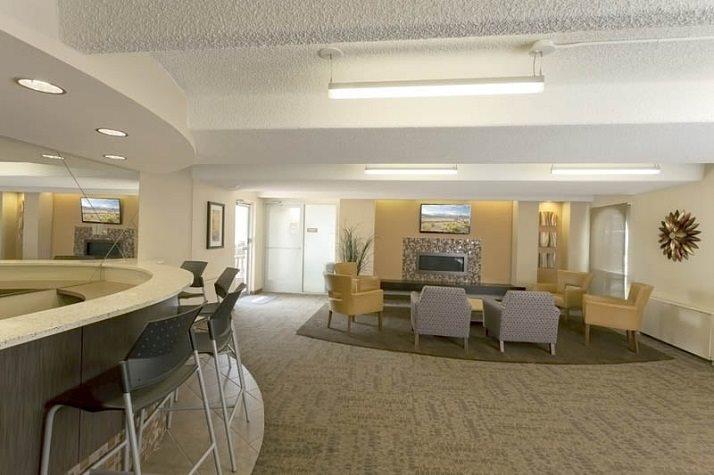 Resident Lounge at Vue in Denver, CO