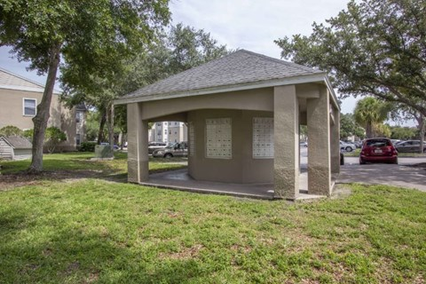 Waterford at Cypress Lake Apartments|Mail Center