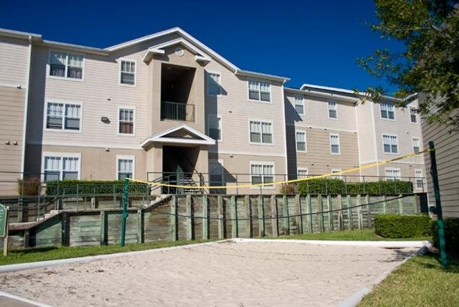 Wellesley Apartments|Sand Volleyball