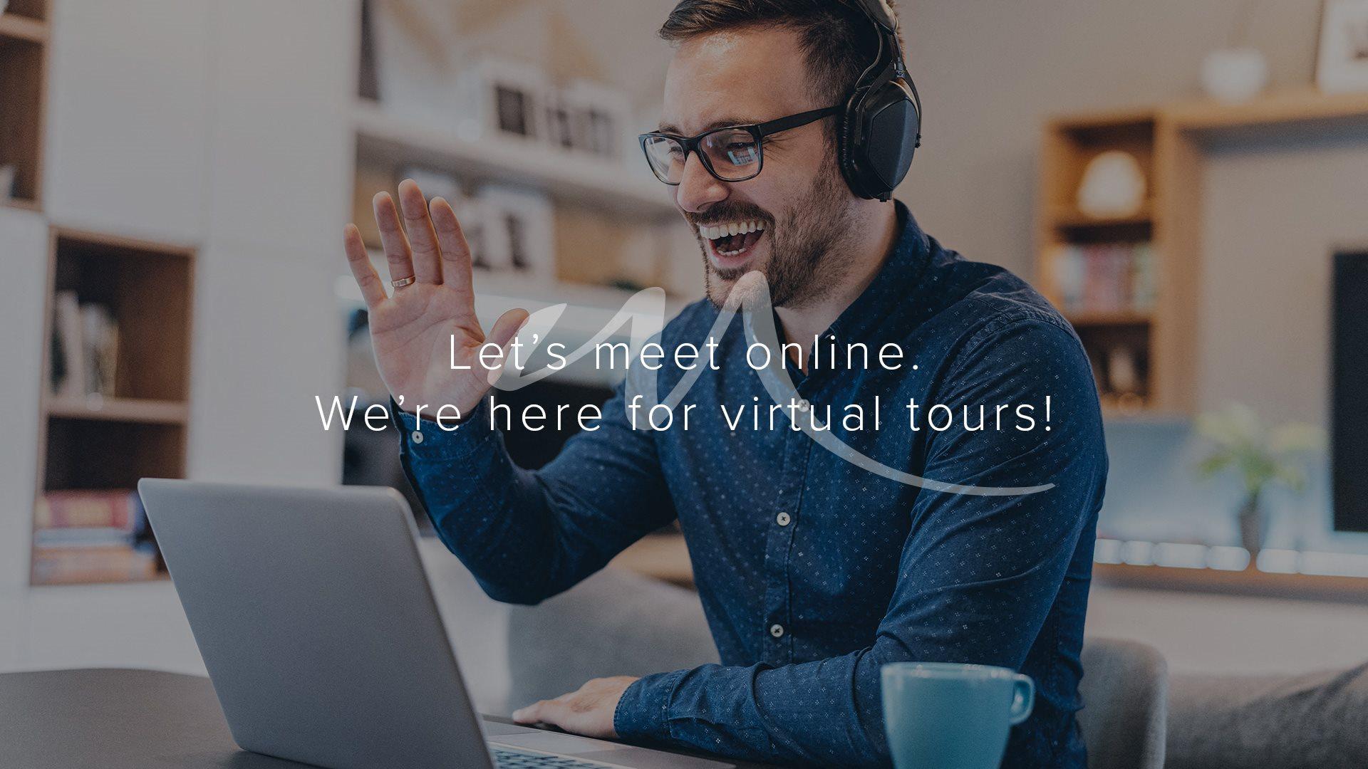 let's meet online