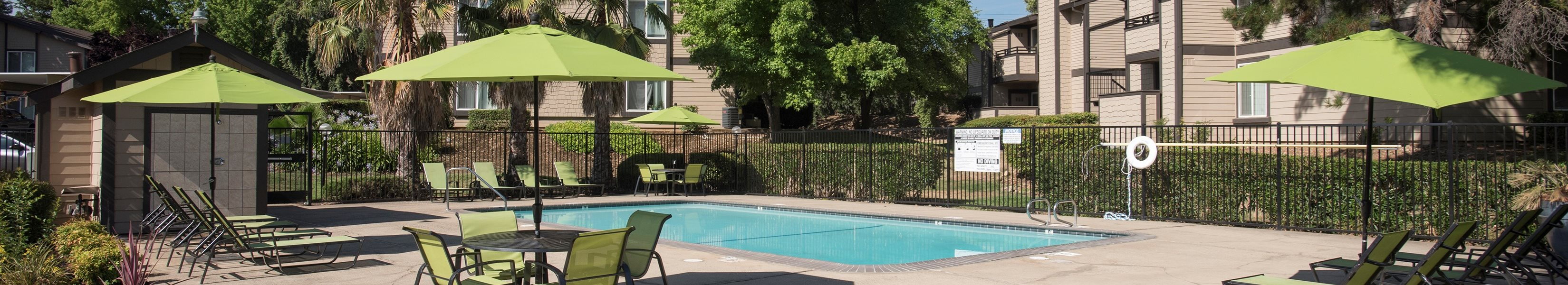 Pool Area Header Image