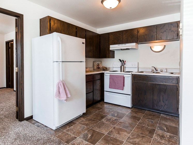 Claremont Apartments | Kitchen