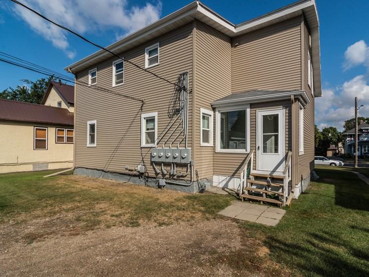 Faul 4-Plex Apartments | Exterior