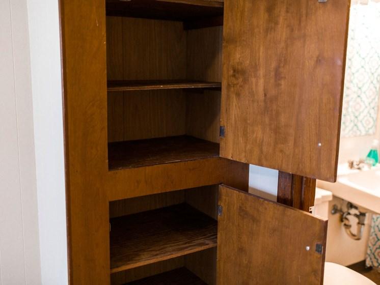 Louise Apartments | Linen Closet
