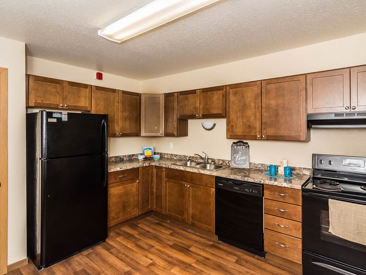 Stanford Court Apartments | Kitchen