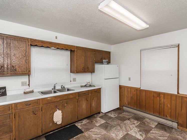 Valley Home Duplexes | Kitchen