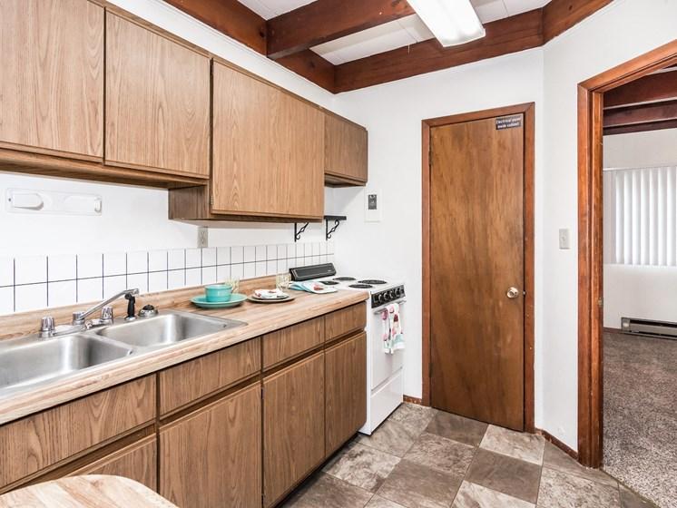 Washington Apartments | Kitchen