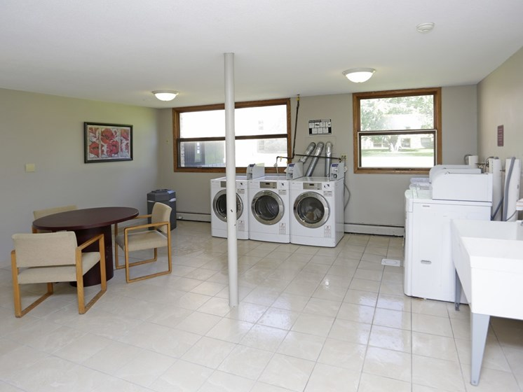 Carrington Drive Laundry Room