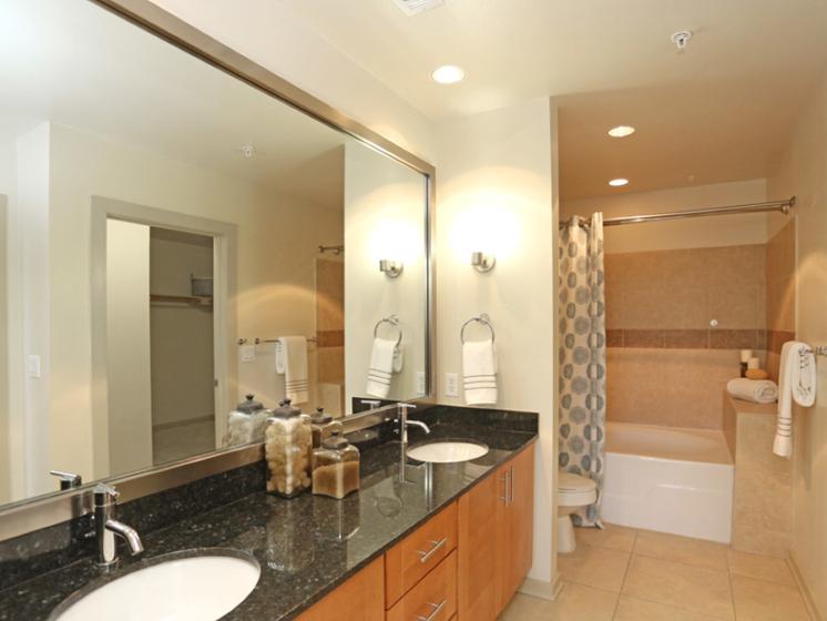 bathroom oak lawn dallas apartments
