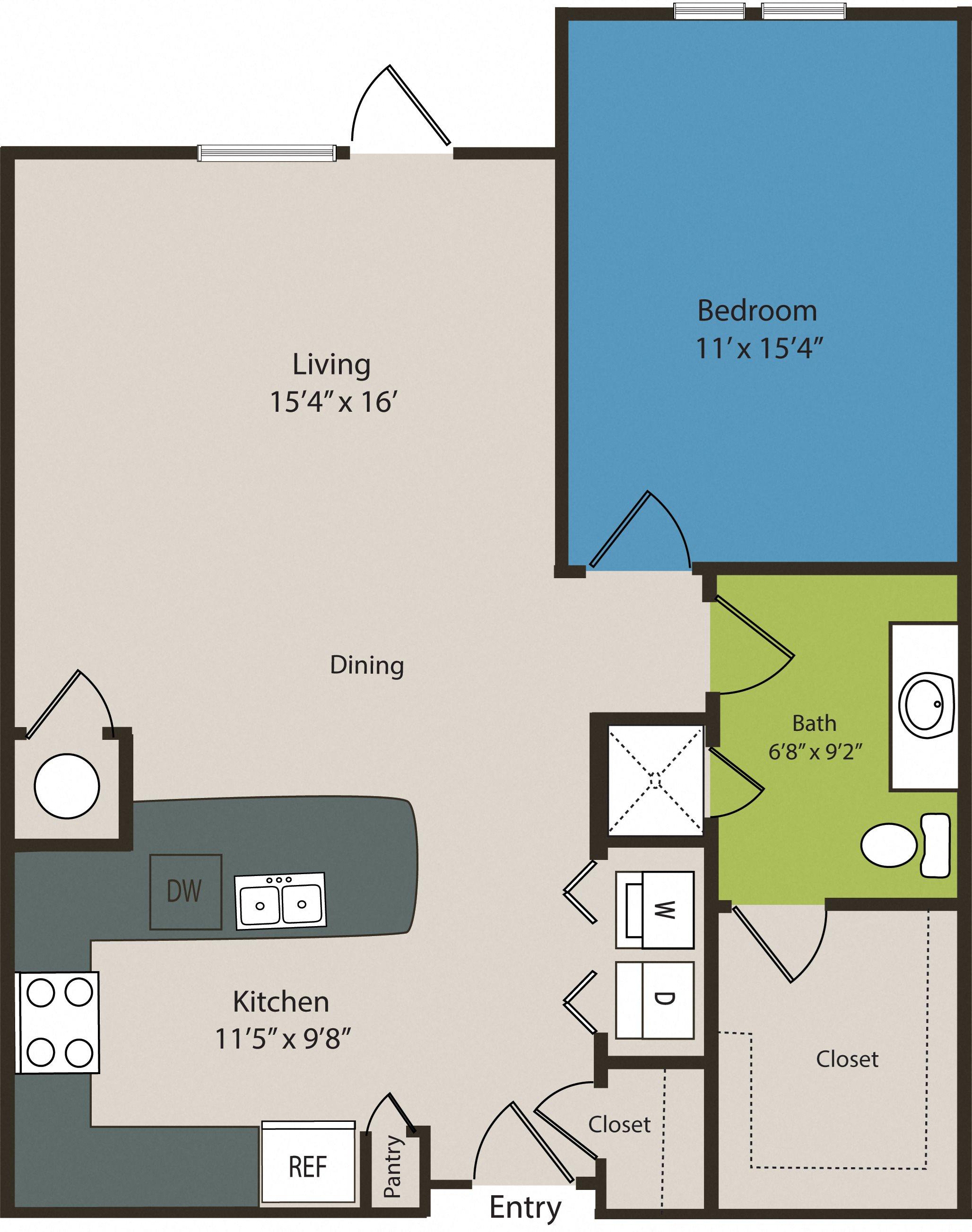 A6 Floor Plan 10