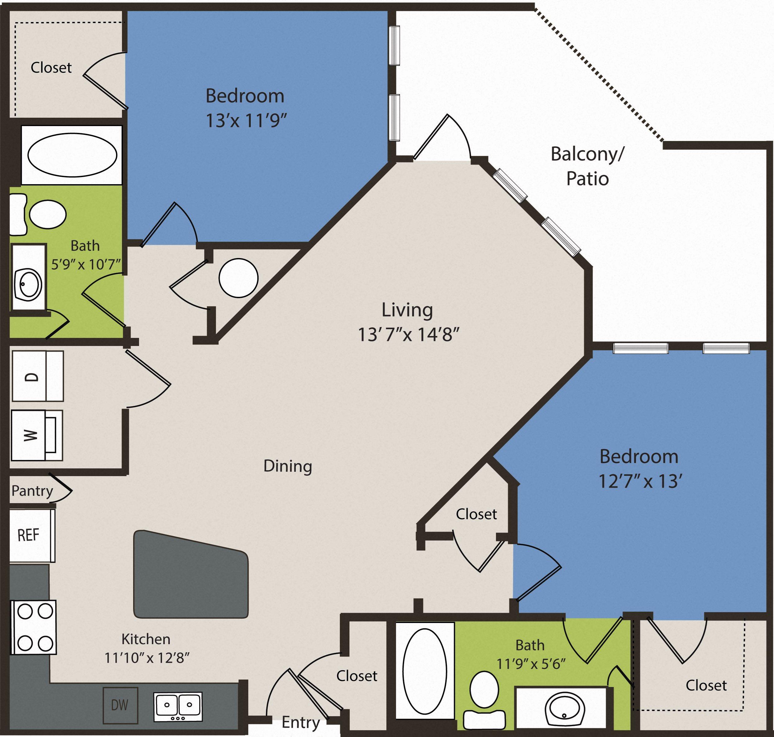 B6 Floor Plan 16