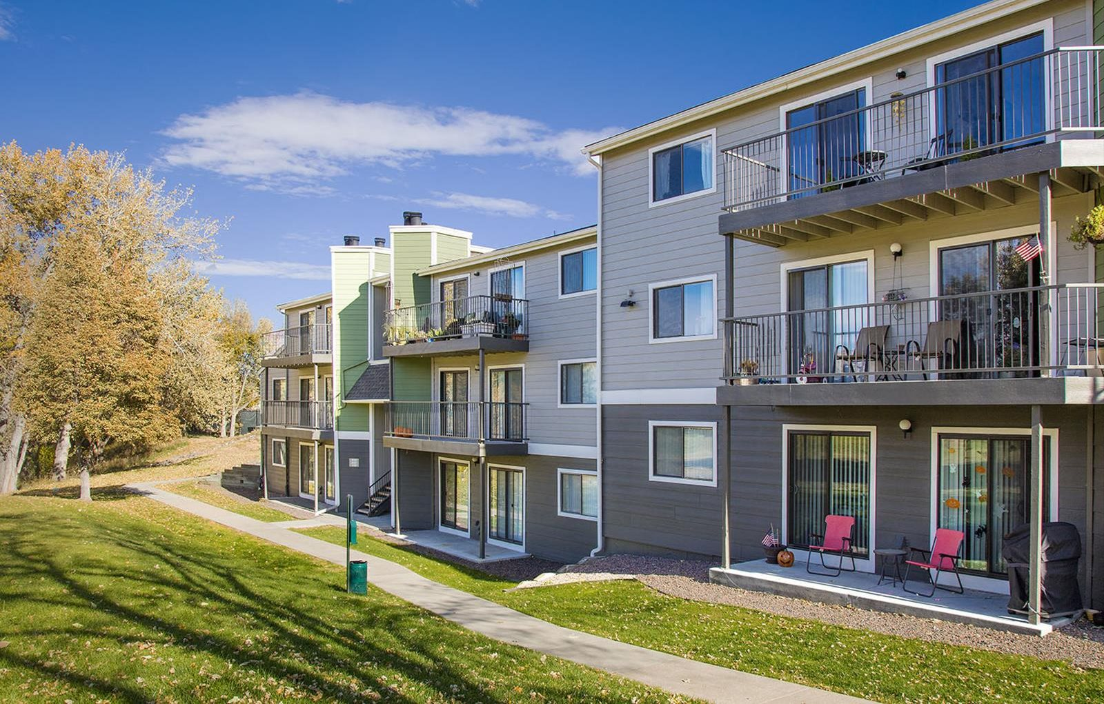 Beautiful Exterior Photo of Ridge at Mountain View- Arvada, CO, 80005