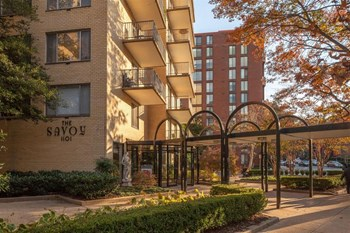 1101 New Hampshire Ave, NW Studio-2 Beds Apartment for Rent Photo Gallery 1