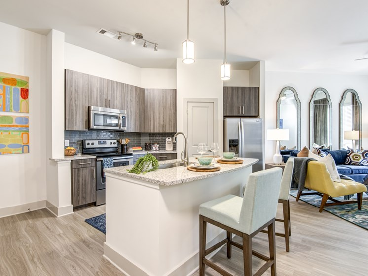 Energy Star Appliances at The Flats at Ballantyne Apartments, North Carolina, 28277