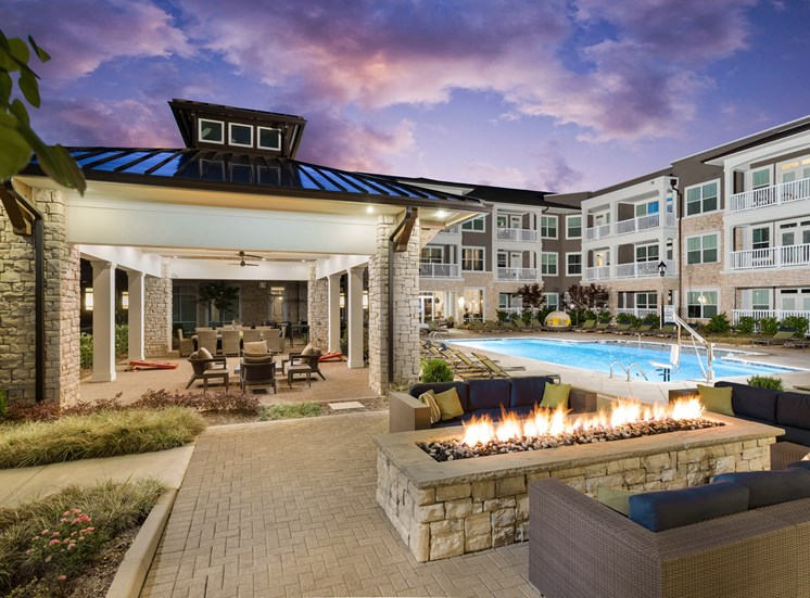 Centrally Located Community at The Flats at Ballantyne Apartments, Charlotte, 28277