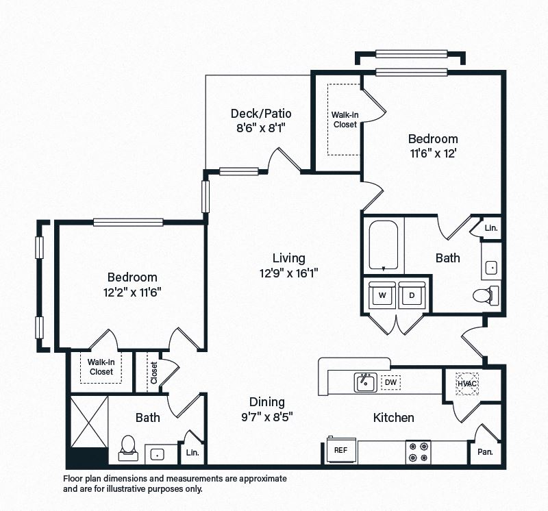 Atlanta (FMB2) Floor Plan at Berkshire Fort Mill, South Carolina