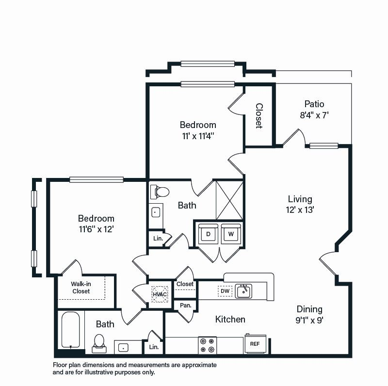 Barcelona (FMB1) Floor Plan at Berkshire Fort Mill, Fort Mill