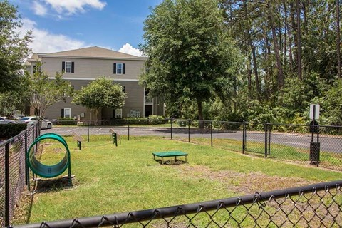 Your dogs need exercise and room to run around! Enjoy our on-site Pet Park at Reserve Bartram Springs, Jacksonville, FL, 32258
