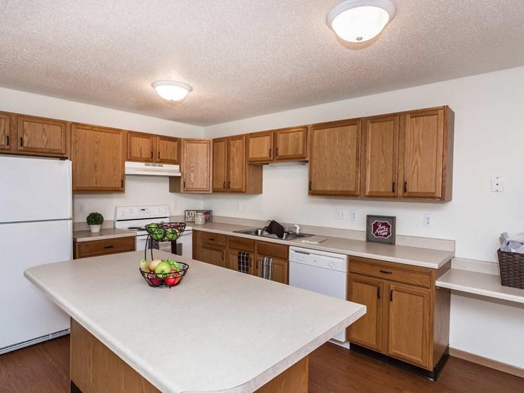 Vista Apartments   Kitchen