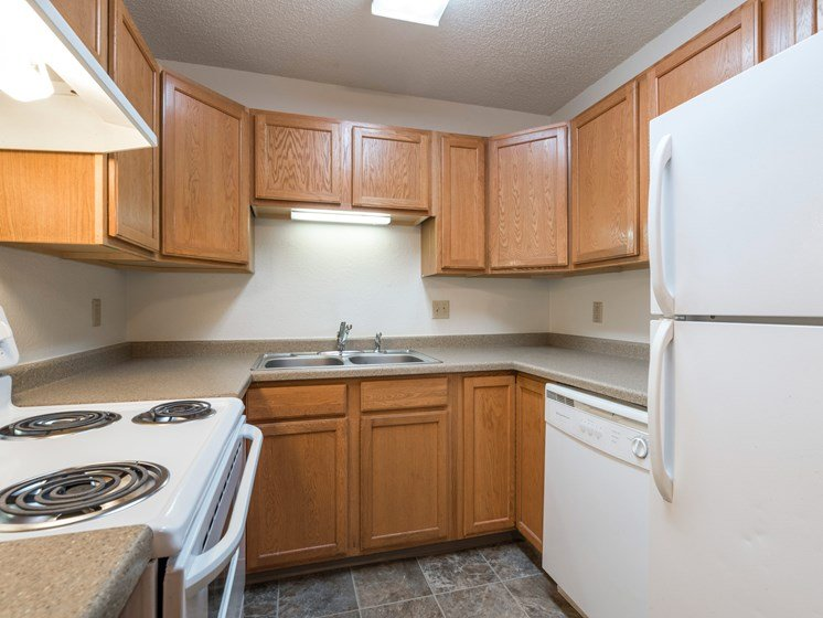 Belmont East Apartments | Kitchen