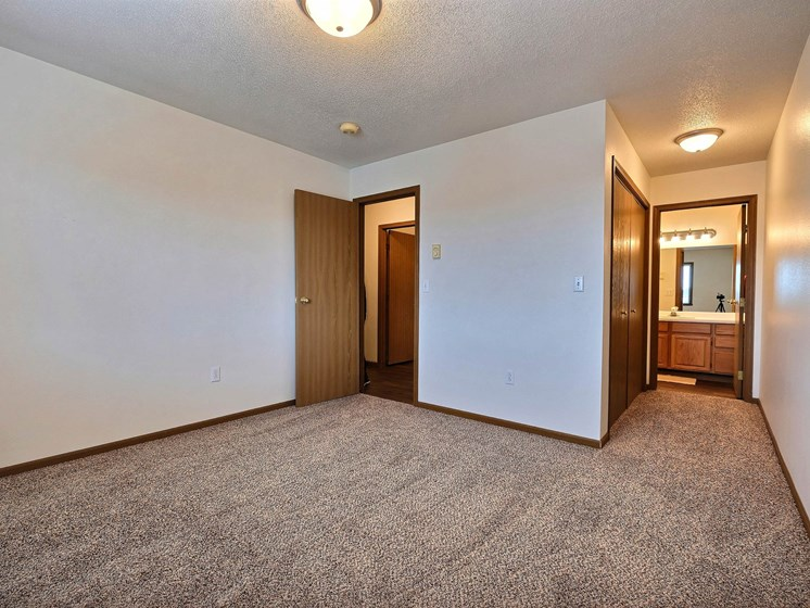 Flagstone Apartments | 2 Bdrm - Bedroom