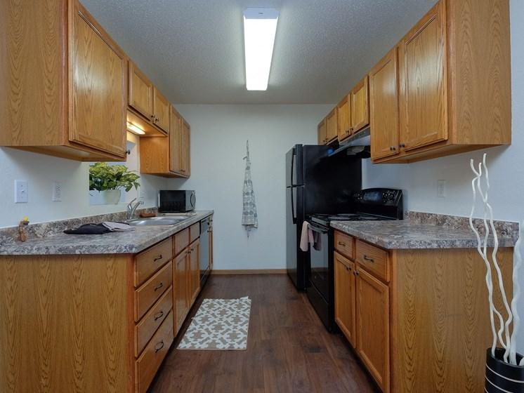 Woodstone Apartments   2 Bedroom   Kitchen