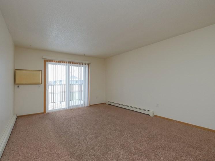 Woodstone Apartments   2 Bedroom   Living Room