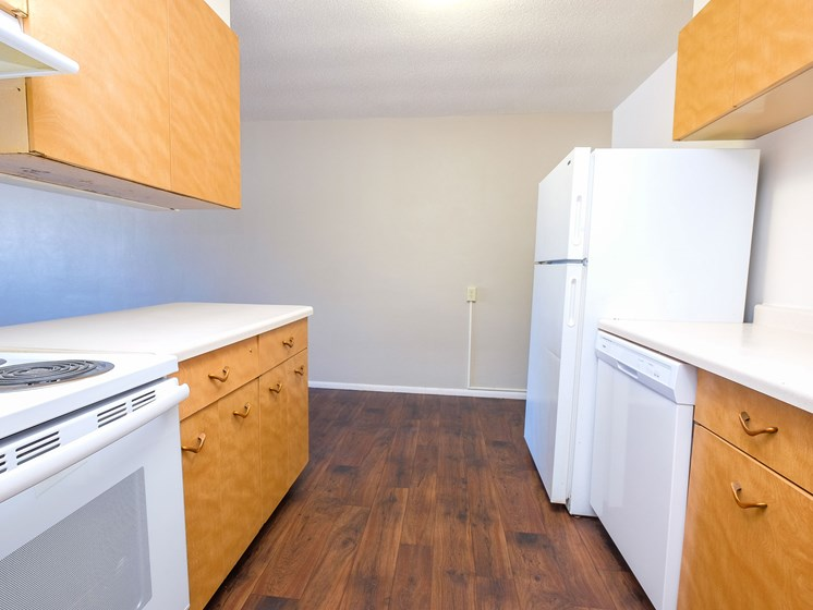 North Manor Apartments | 2 Bdrm - Kitchen