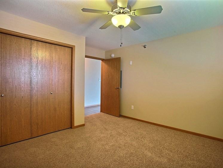 Wolf Creek Apartments | 1 Bdrm - Bedroom