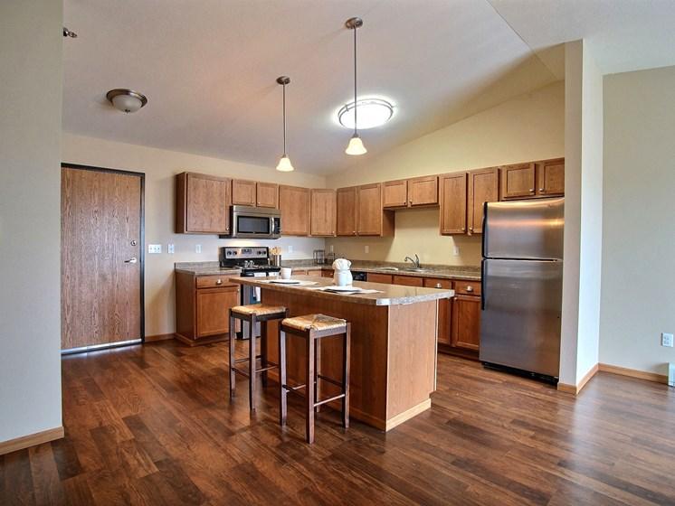 Wolf Creek Apartments | 1 Bdrm - Kitchen