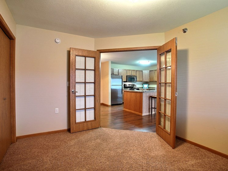 Wolf Creek Apartments | 3 Bdrm - Bedroom