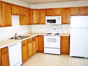Parkside Apartments | 2 Bdrm - Kitchen-Plan A