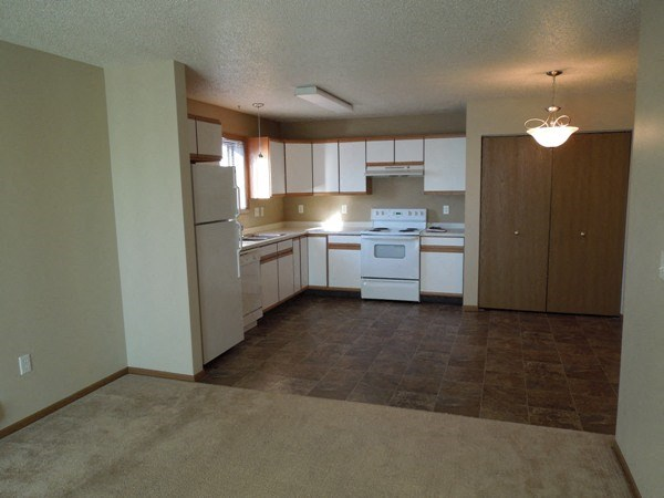 Parkside Apartments | 1 Bdrm - Kitchen