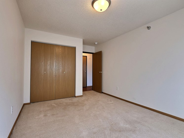 Eagle Run Apartments | 2 Bdrm - Bedroom