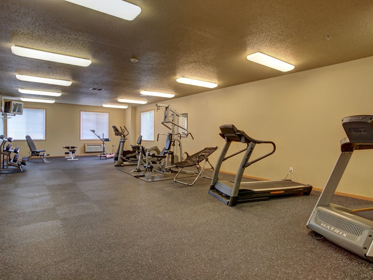 West Lake Apartments | Fitness Center