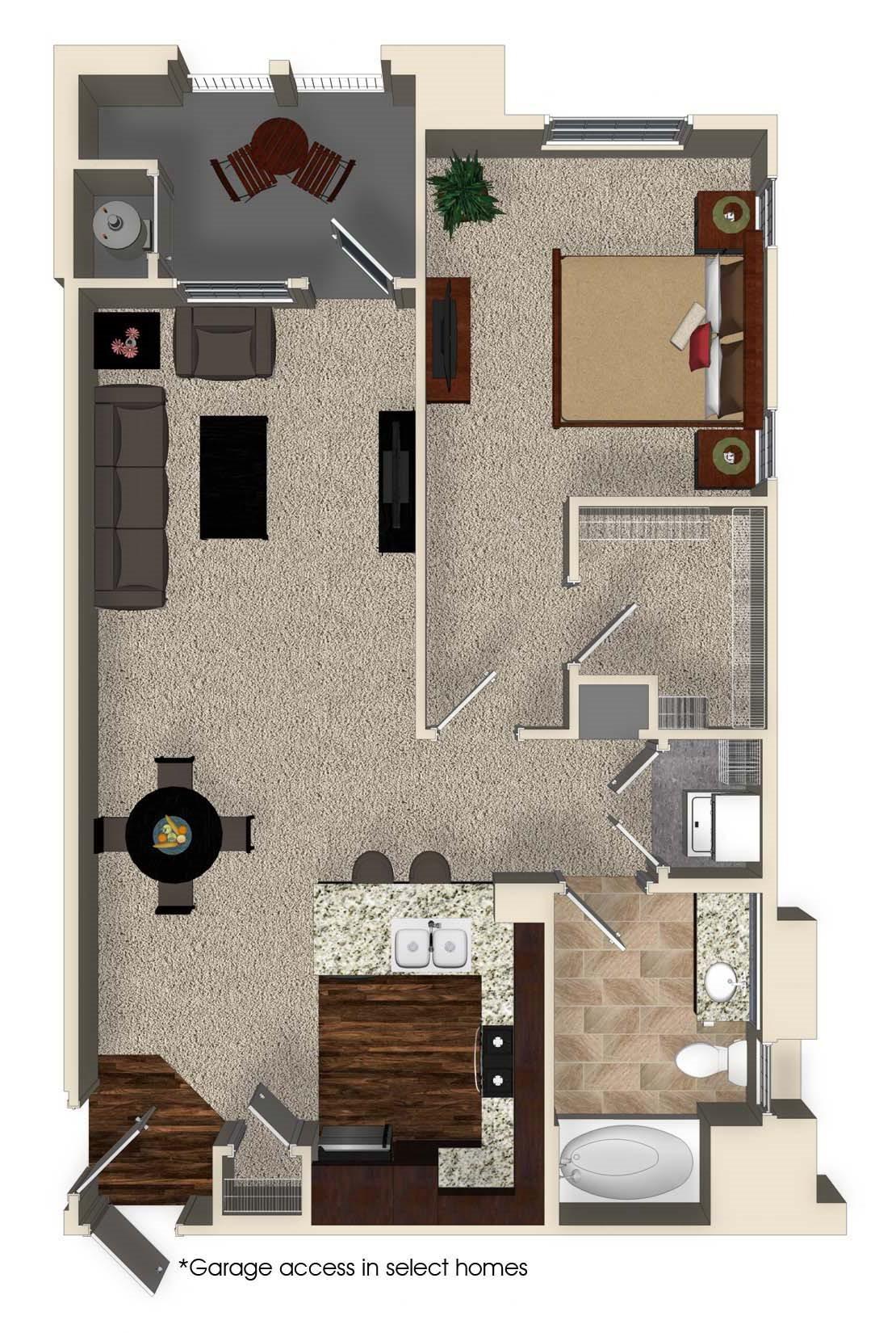 A2 Floor Plan 4