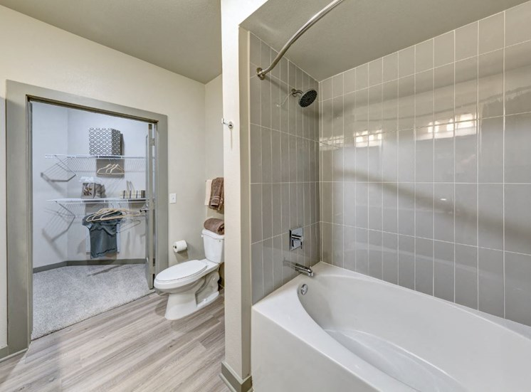 Two Bedroom - Master Bathroom