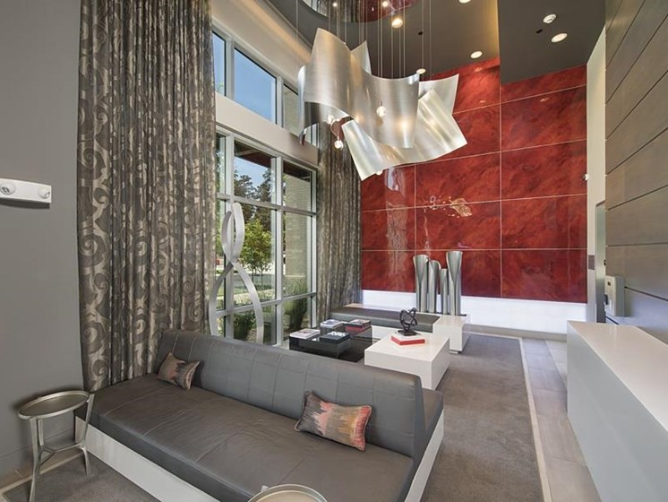Modern apartments in Spring TX