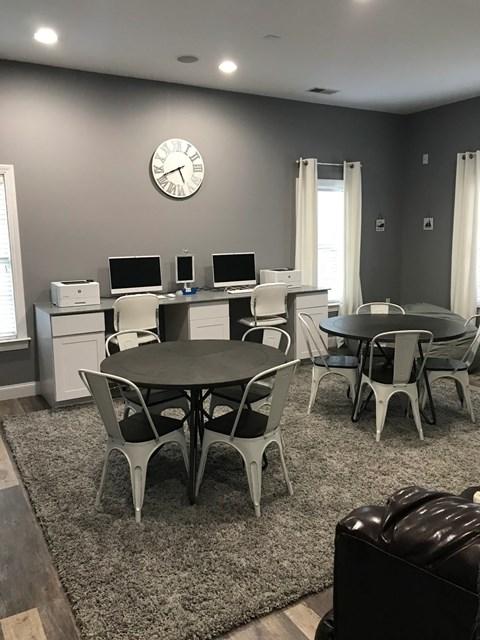 Brand New Community Study Room