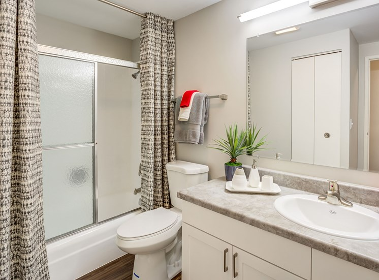 Bathroom at Orion ParkView, Mount Prospect, IL, 60056