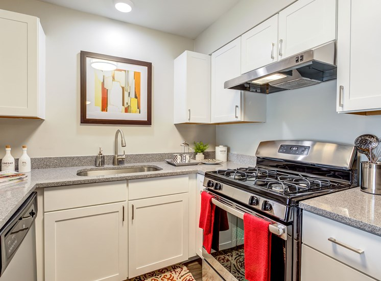 Kitchen at Orion ParkView, Mount Prospect, IL, 60056