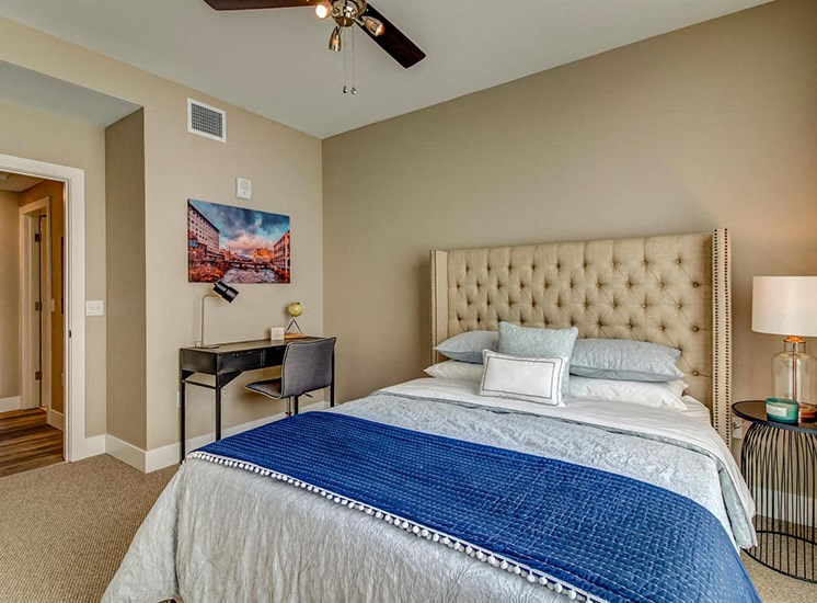 One Bedroom Apartments in Reno NV-Riverside Park Apartments Bedroom