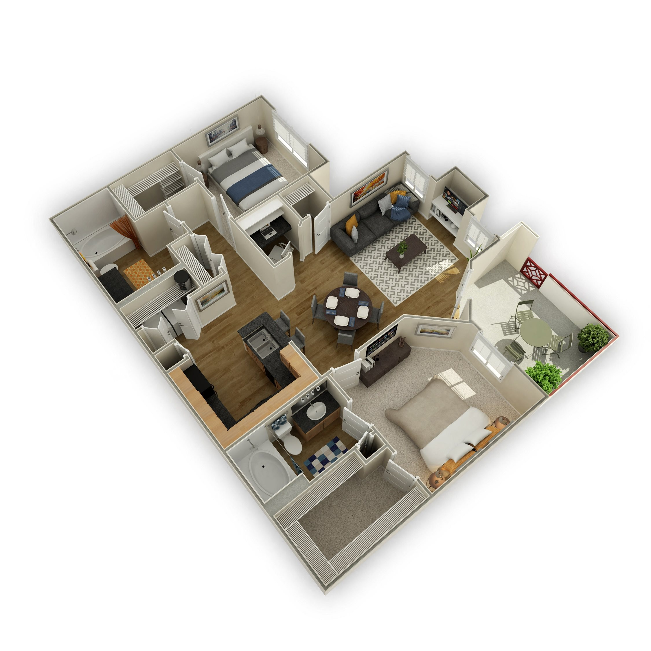 The Kingman Floor Plan 7