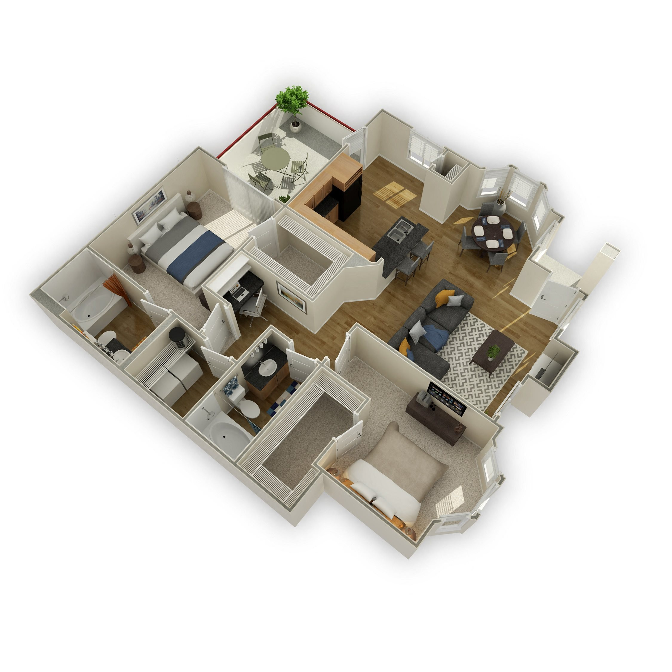 The Windslow Floor Plan 5
