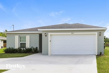 4483 SW Port St. Lucie Blvd 4 Beds House for Rent Photo Gallery 1