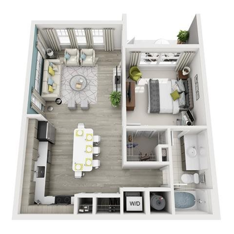 Allure Floor Plan 2