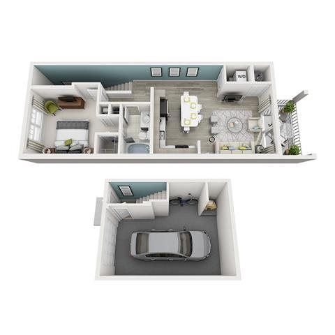 Ambiance (Garage) Floor Plan 6