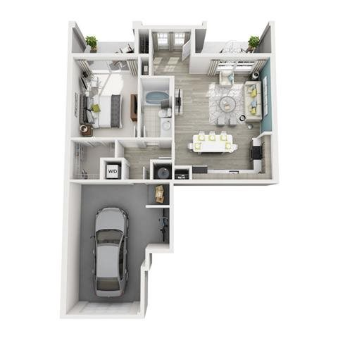Aspire Floor Plan 3